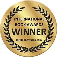 2017 International Book Award winner badge