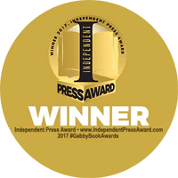 2017 Independent Press Award winner badge
