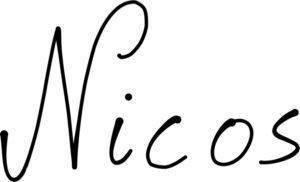 Nicos signature